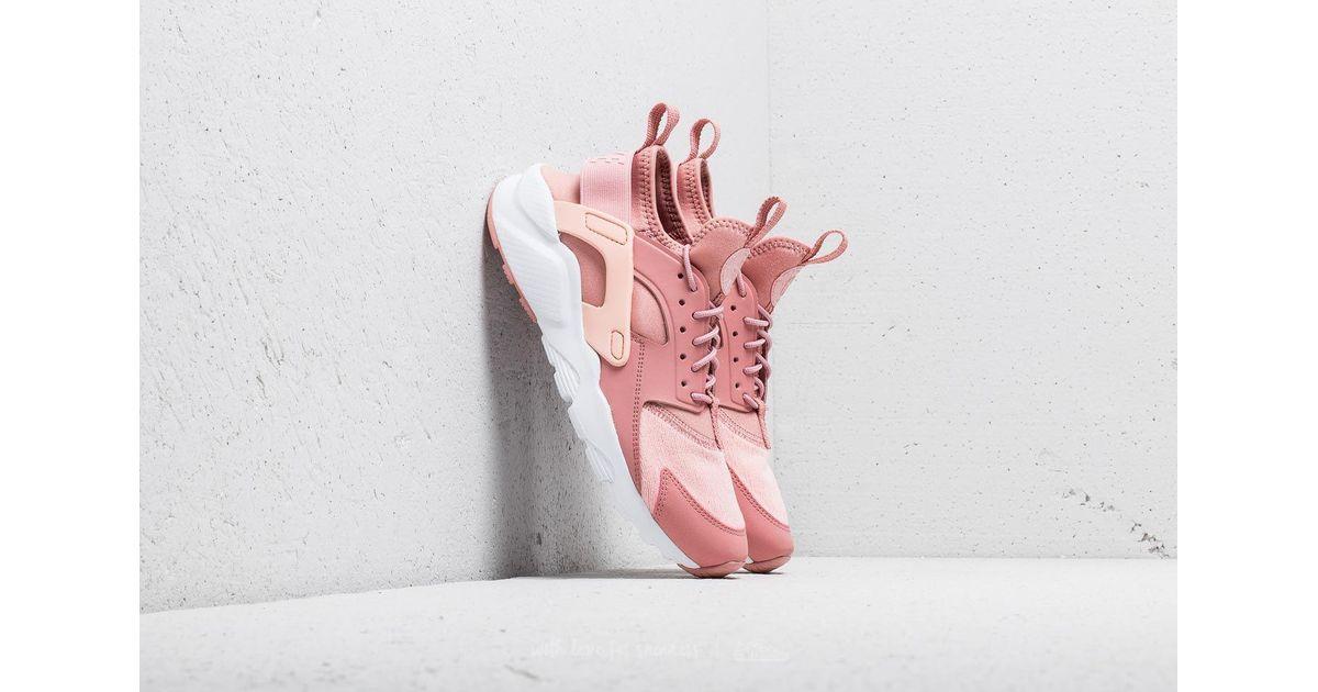 nike huarache storm pink