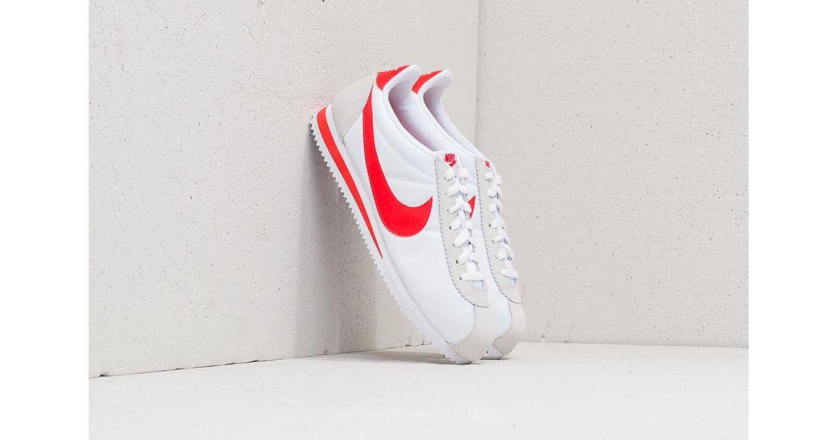 Nike Synthetic Classic Cortez Nylon