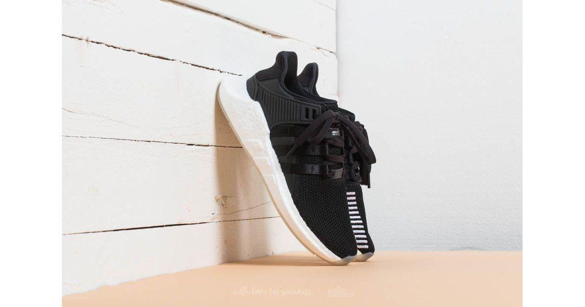 049b82c2f2e Lyst - Adidas Originals Adidas Eqt Support 93  17 Core Black  Core Black  Ftw  White in Black for Men