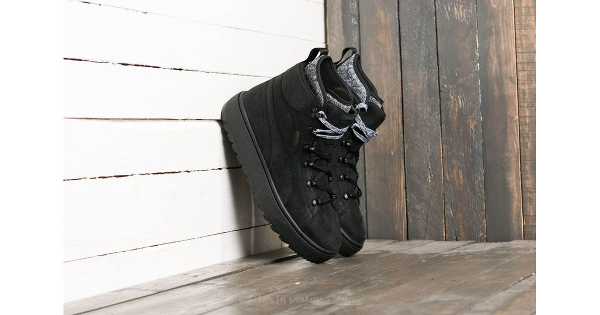 Boot Men For Puma Trapstar Black Ren hCsrQdt