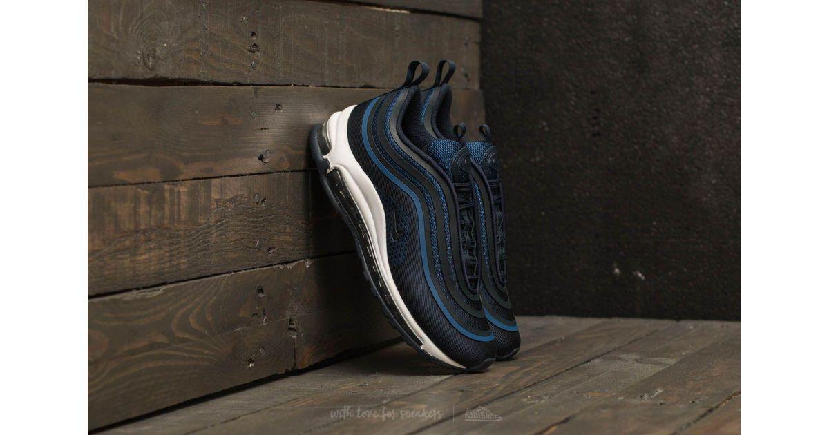 Nike Air Max 97 Ul 17 (gs) Gym Blue Obsidian summit White for men