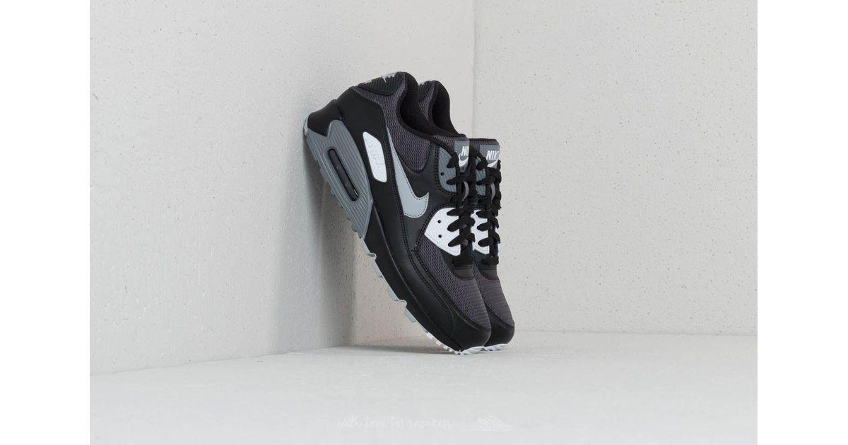 Nike Air Max 90 Essential black wolf grey dark grey