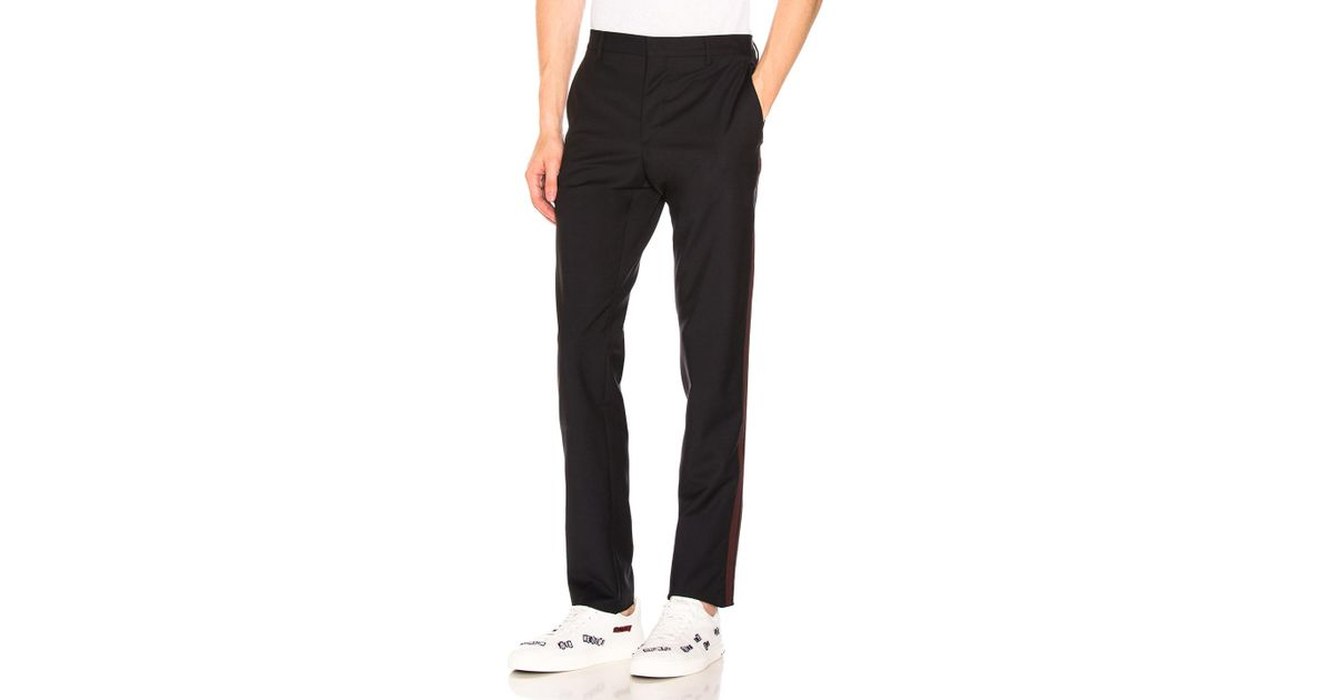 Side bands trousers Valentino Nr3d9Ifub