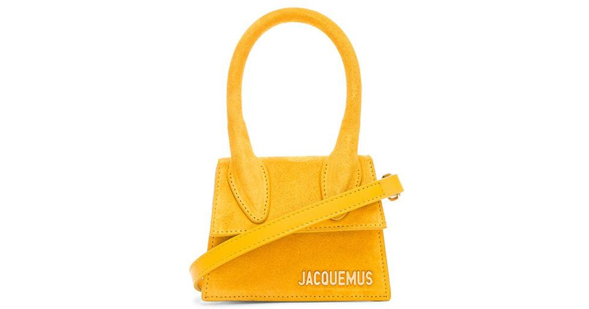 Yellow Chiquito Le Sac Jacquemus LUjqpSzGMV