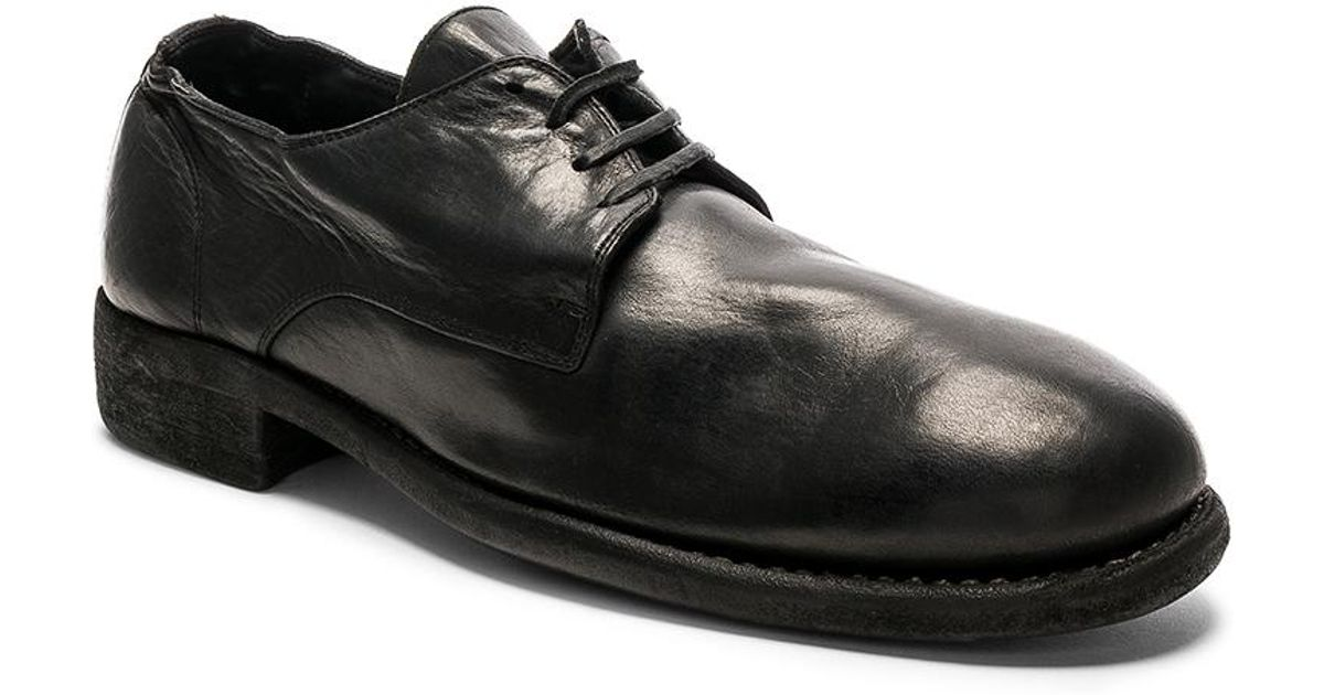 GUIDI Full Grain Leather Donkey Classic Derbies in . 8fqrDq