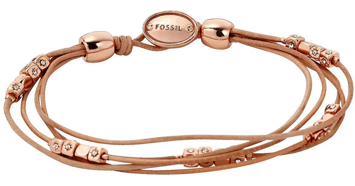Fossil Women's Bracelet JA6422791 sMhOB4