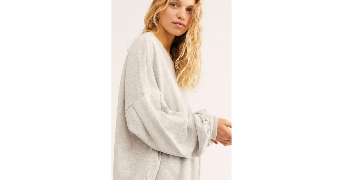 Free People Womens Runaway Ivory Cardigan Casual Long Sleeve Lace Sweater $148