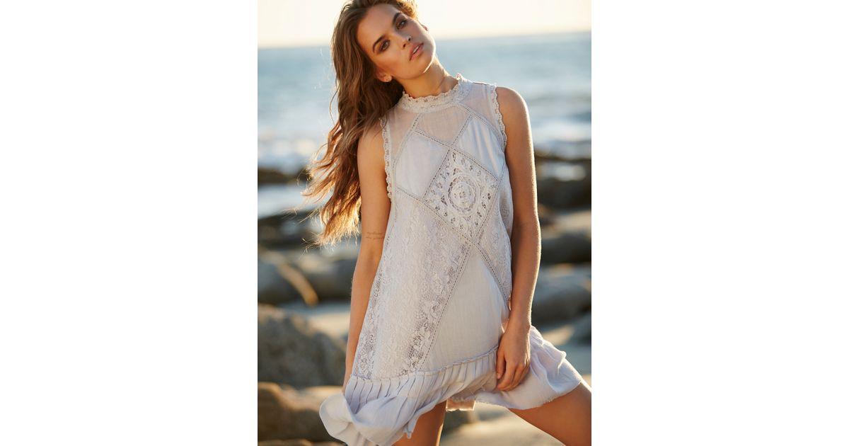Earth angel lace dress