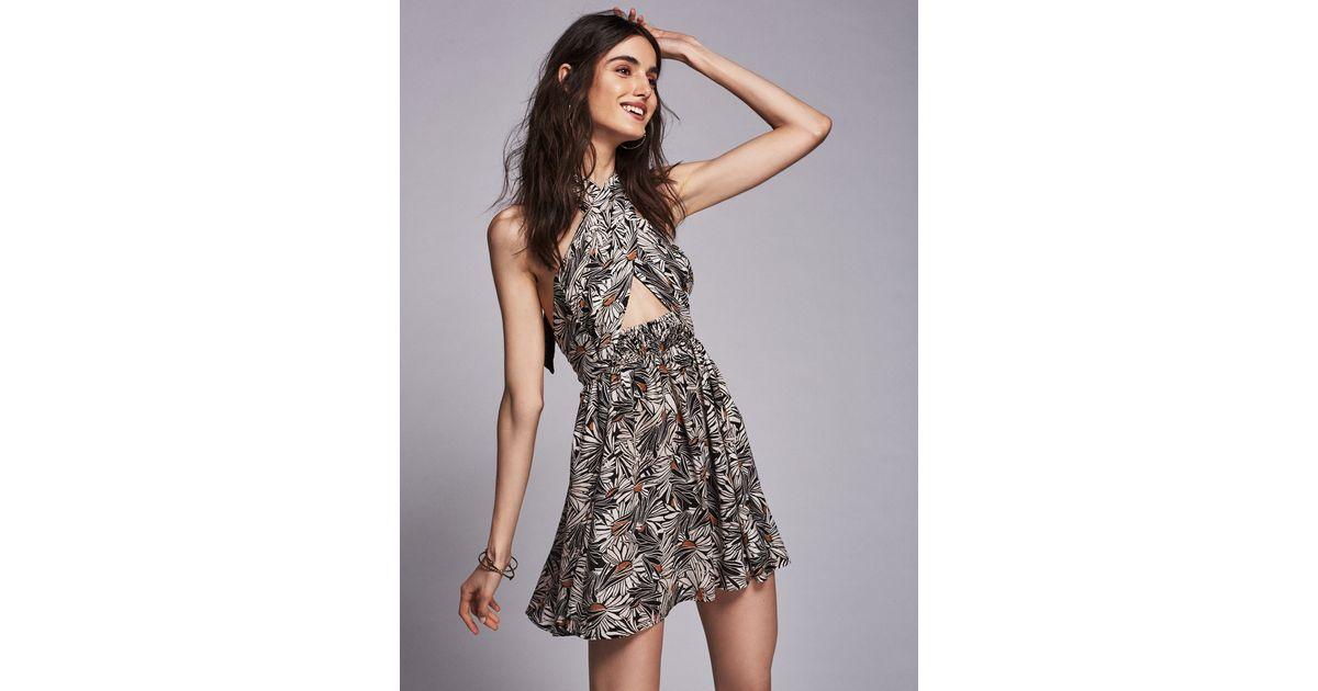 Moda style convertible dress
