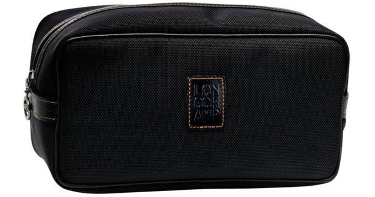 Trousse de toilette Boxford Longchamp en coloris Black