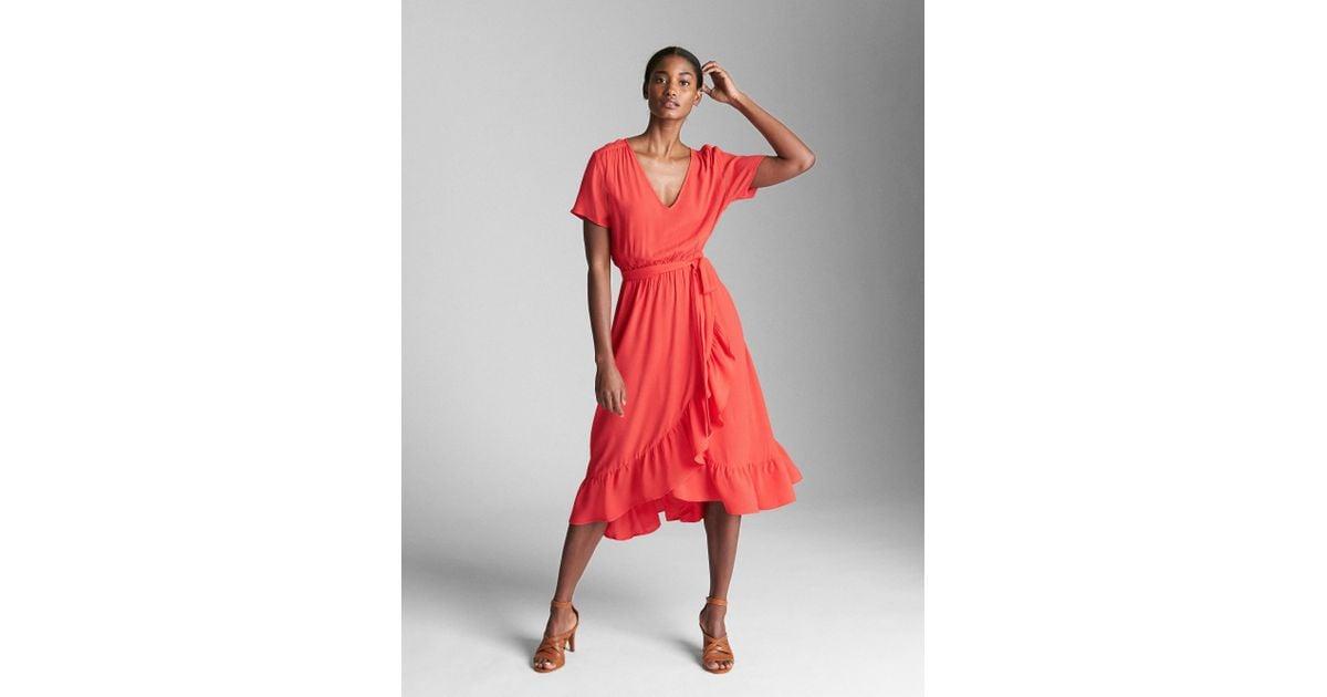 Gap Midi Dress