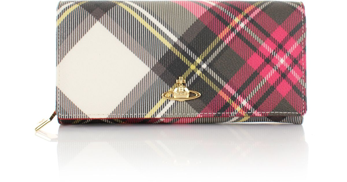 f542f0f94fe Vivienne Westwood Derby 1032 Large Long Purse New Exhibition - Lyst