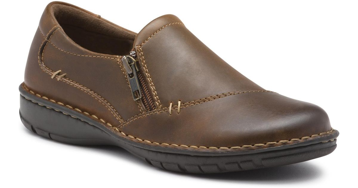 3aa2bcda1f9 Lyst - G.H.BASS Brock Slip-on in Brown for Men