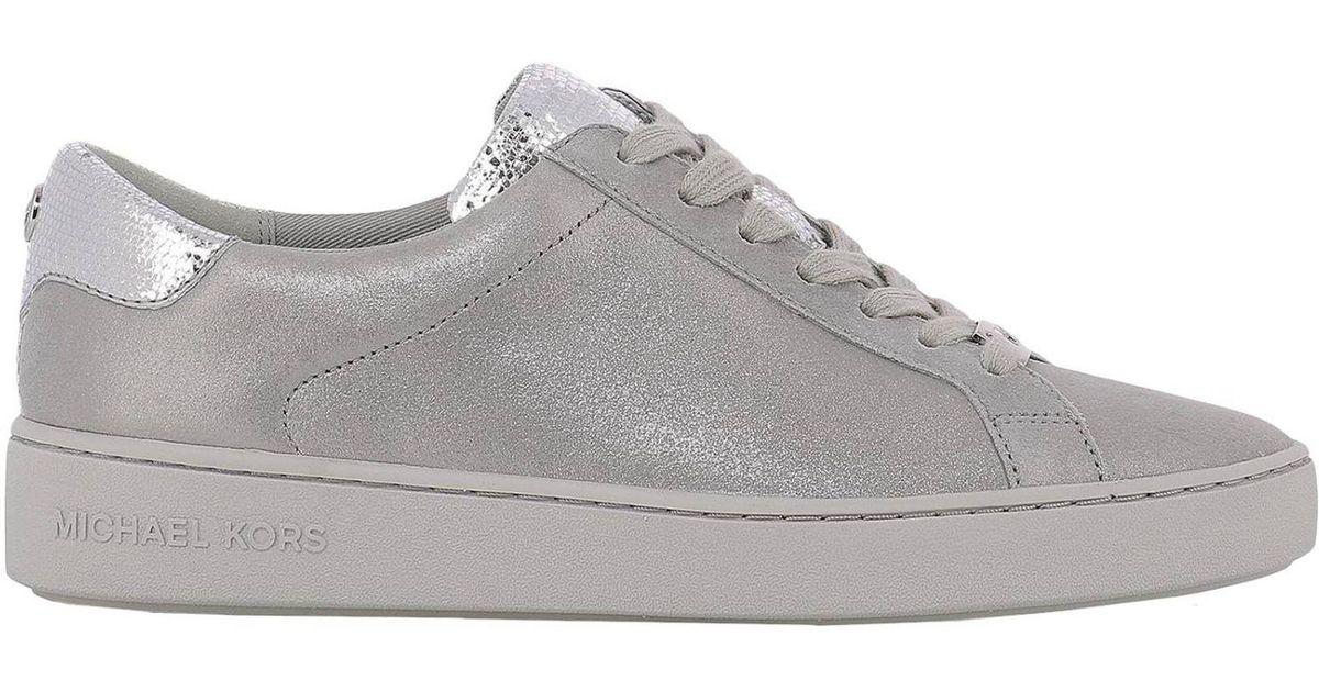 MICHAEL Michael Kors Leather Sneakers