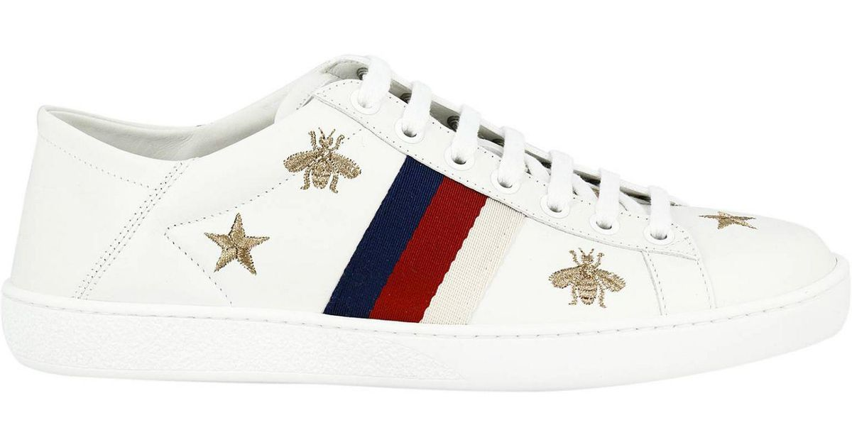 a6ae311dfbaa Lyst - Gucci Shoes Women in White