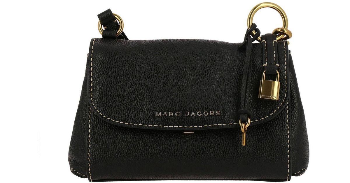 8e3e116d70 Lyst Marc Jacobs Crossbody Bags Backpack Women In Black