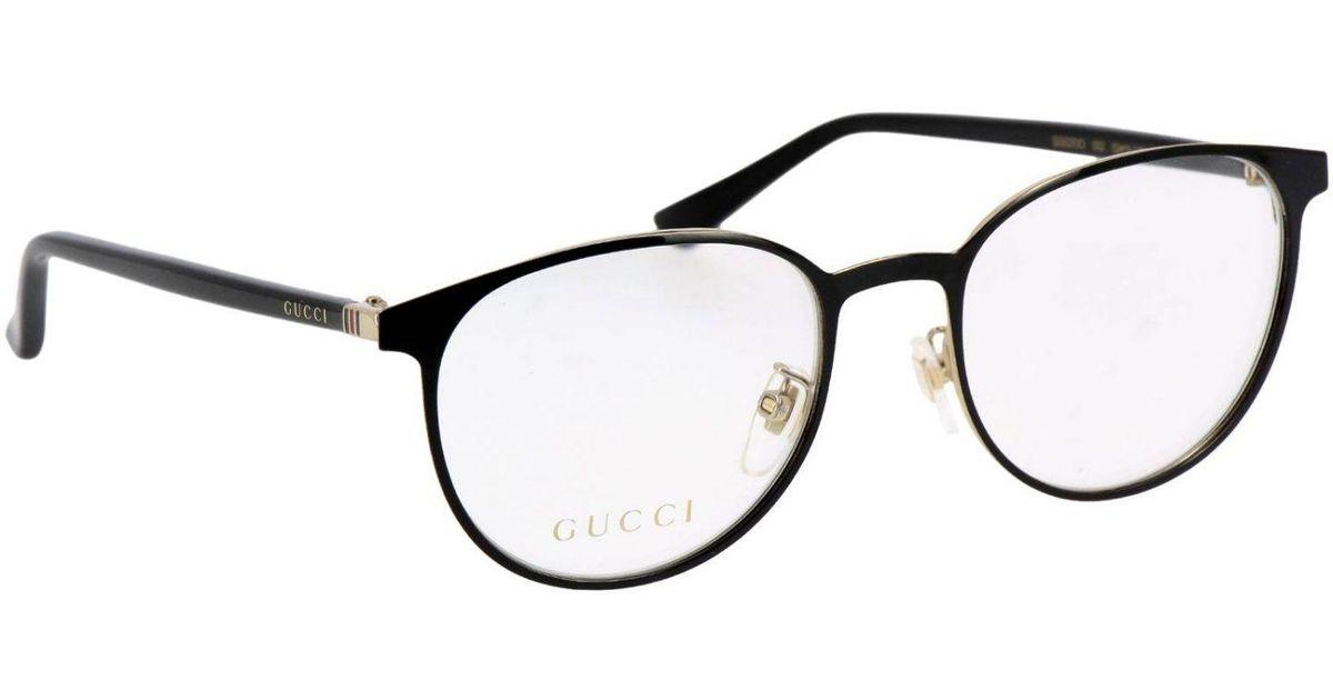 09bb0db26792 Gucci Glasses Eyewear Men in White for Men - Lyst