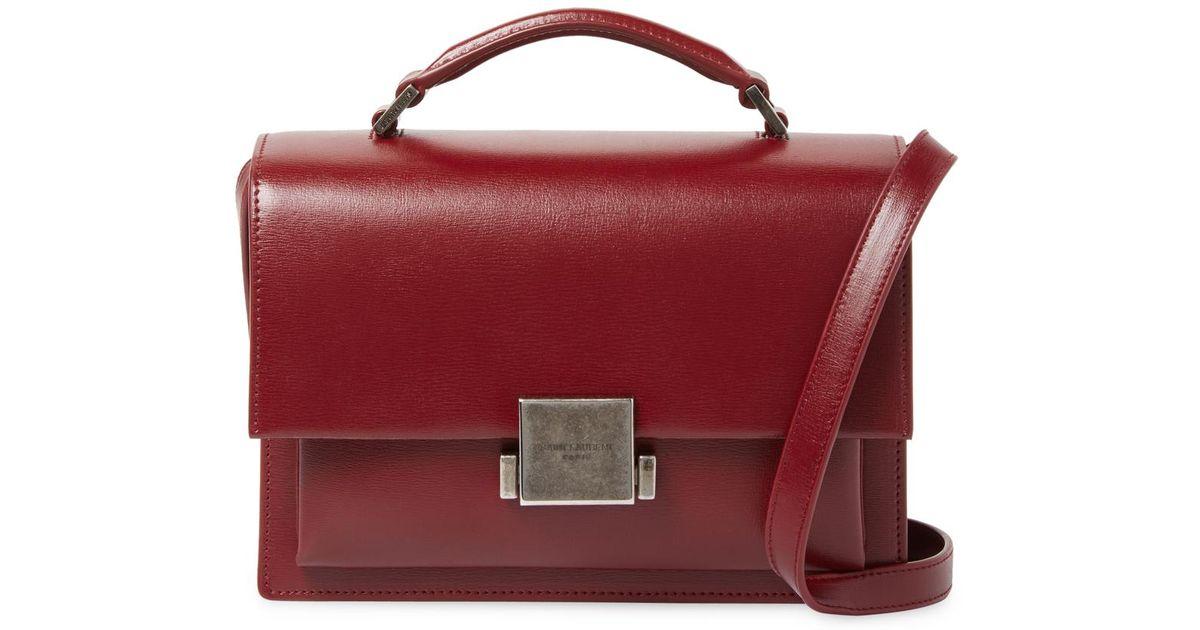 2d3ec6557a Saint Laurent Multicolor Medium Bellechasse Leather Shoulder Bag