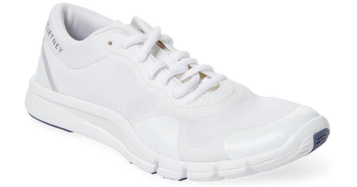 Stella McCartney White Low-Top Sneakers kiO8y4rZI