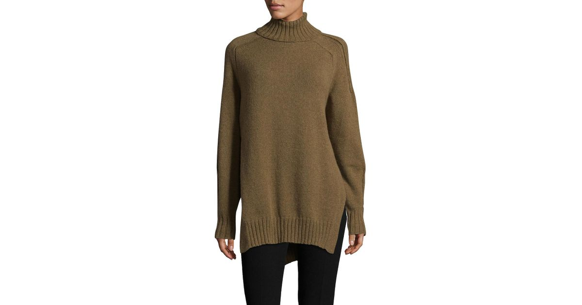 Pull Sweater Brown Lyst Wool Fergus Marant Isabel In EXqE6wTx