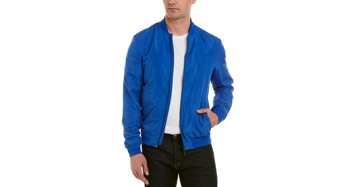 d3e233b41 J.Lindeberg - Blue J.lindeberg Thom Gravity Jacket for Men - Lyst