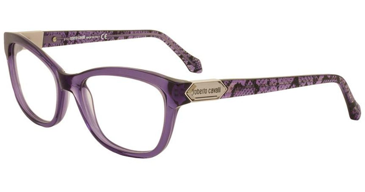 Lyst - Roberto Cavalli Women\'s Rc0810 53mm Optical Frames in Brown
