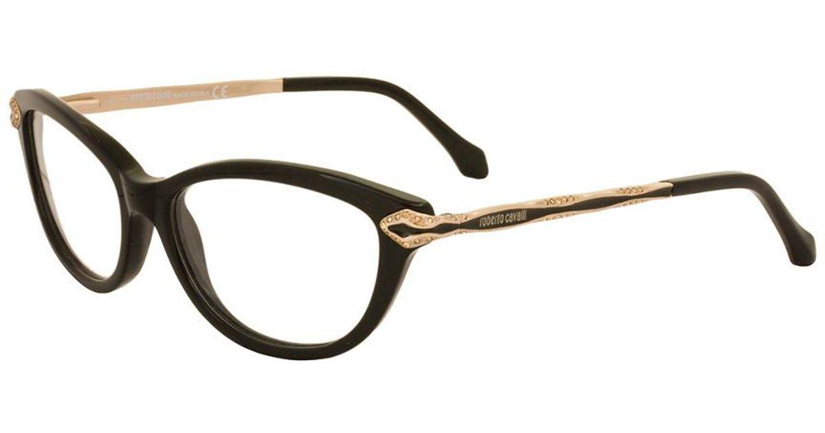 Lyst - Roberto Cavalli Women\'s Rc0813 52mm Optical Frames in Brown