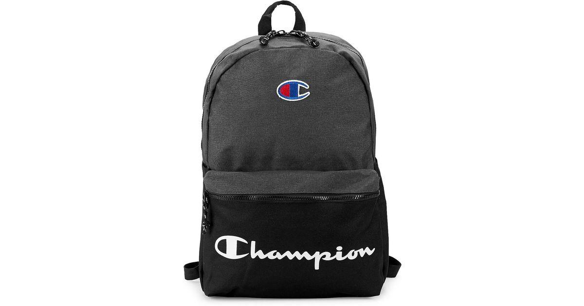 Champion Gray Forever Champ The Manuscript Backpack
