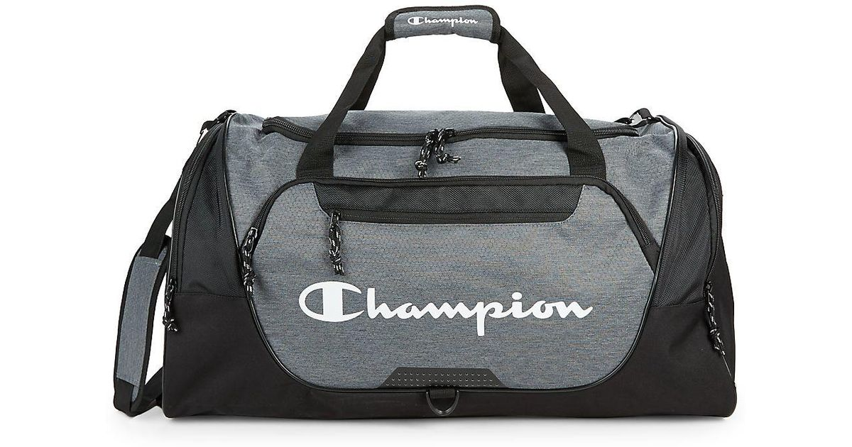 51c13a01af Lyst - Champion Forever Champ Expedition Duffel Bag for Men