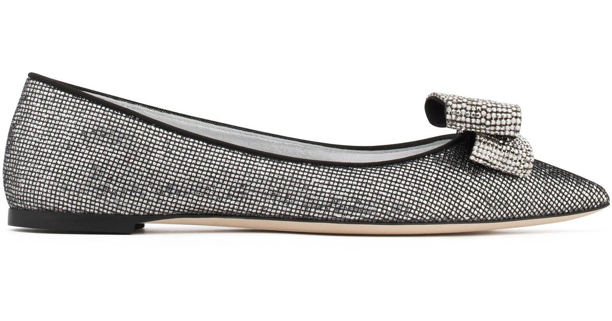 View Cheap Price Giuseppe Zanotti Fabric ballet flat with glitter finishing KAROLINA Sale Sneakernews The Cheapest Cheap Price Excellent Cheap Online J1AIp