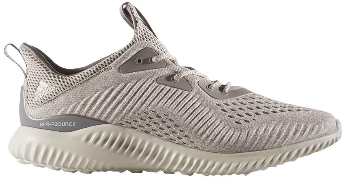 Alphabounce Lace Up Sneakers for Men
