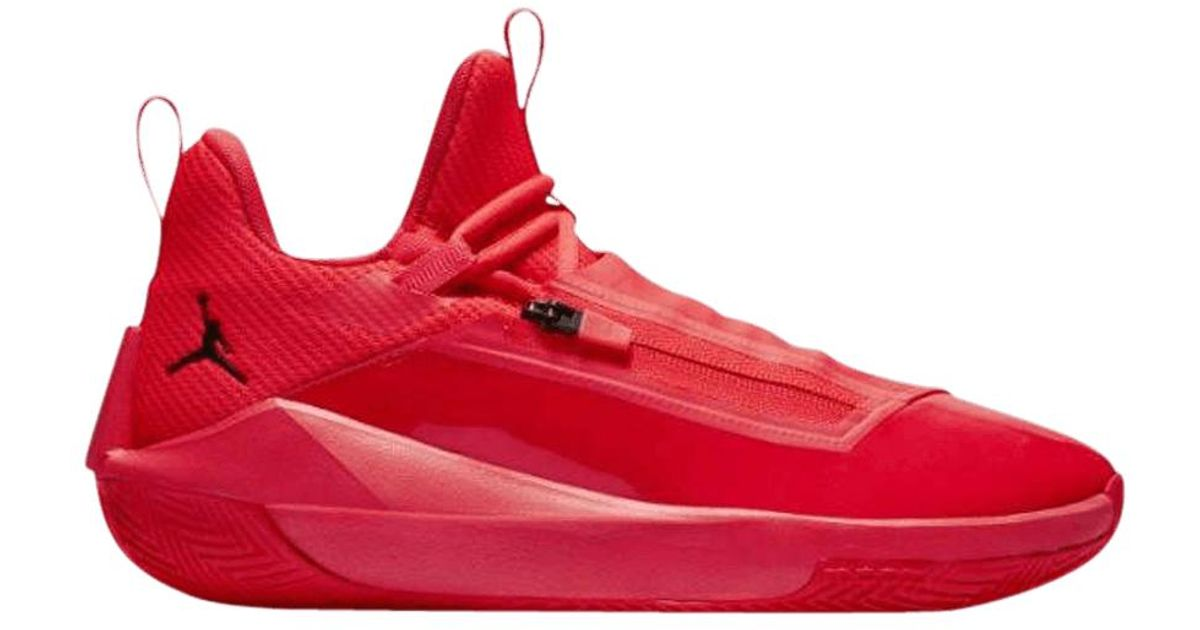 Aflojar Modernización peor  Nike Jordan Jumpman Hustle Basketball Shoe in Red for Men - Lyst