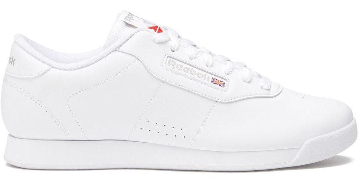 Olla de crack banco diamante  Reebok Synthetic Classic Ftw Women Sneakers in White - Lyst