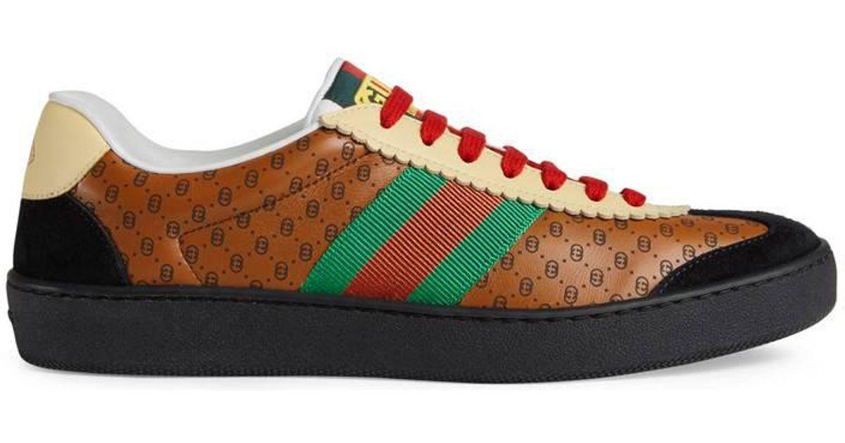 Gucci Leather Women's -dapper Dan G74