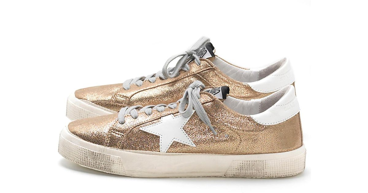 Golden Goose Deluxe Brand May Cracked