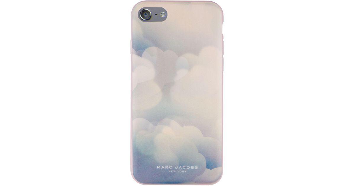 Marc Jacobs Blue Clouds Iphone 7 Case