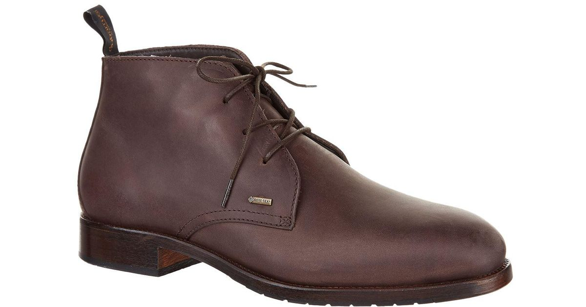 afc43e97b72 Dubarry - Brown Waterville Country Boots for Men - Lyst