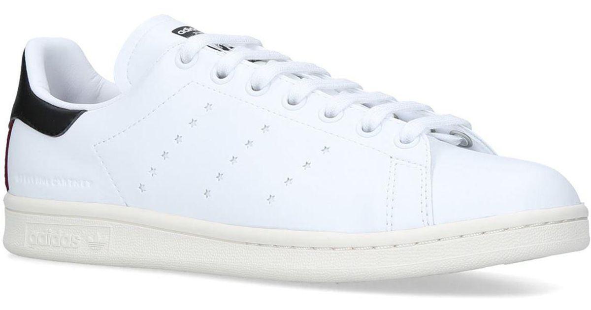 sports shoes a994b d4c53 Stella McCartney White Stella Vegan Stan Smith for men