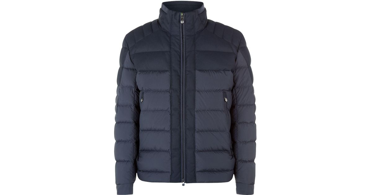 24072dfd nok Lyst - BOSS Green Jonkins Padded Jacket in Blue for Men QE25