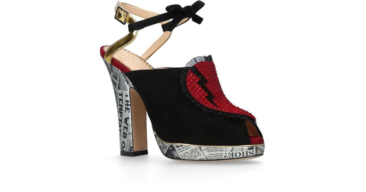 181b2b6e80 Lyst - Charlotte Olympia Killer Heels