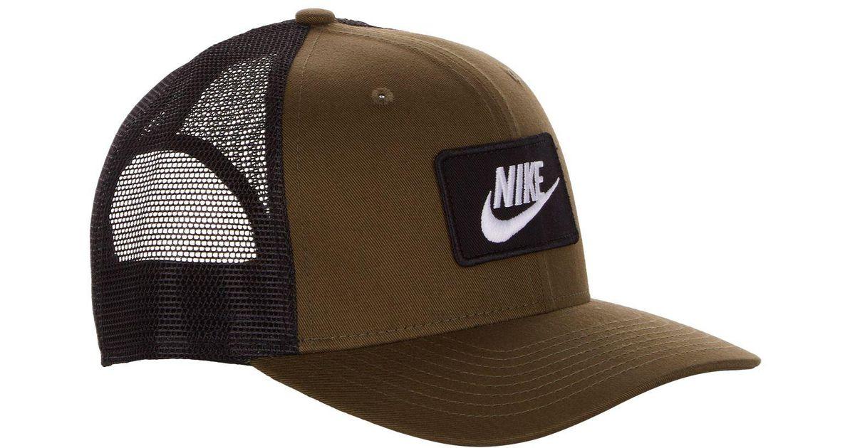 Nike Green Clc99 Trucker Hat for men