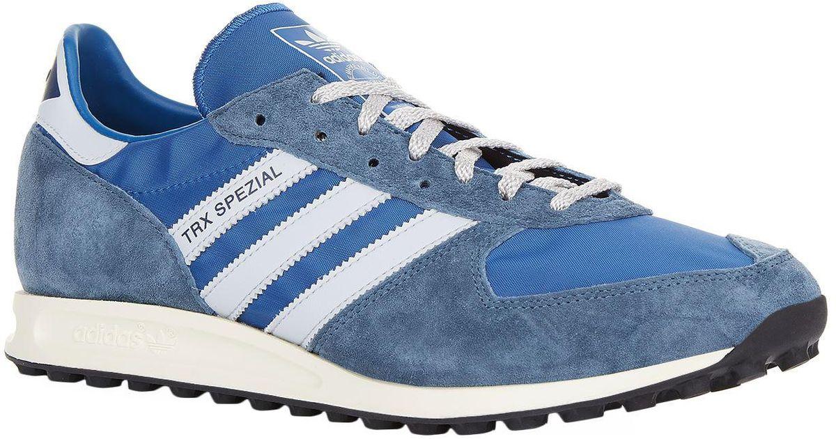 b1360c6af7b6c5 Lyst - adidas Originals Trx Spezial Sneakers in Blue for Men