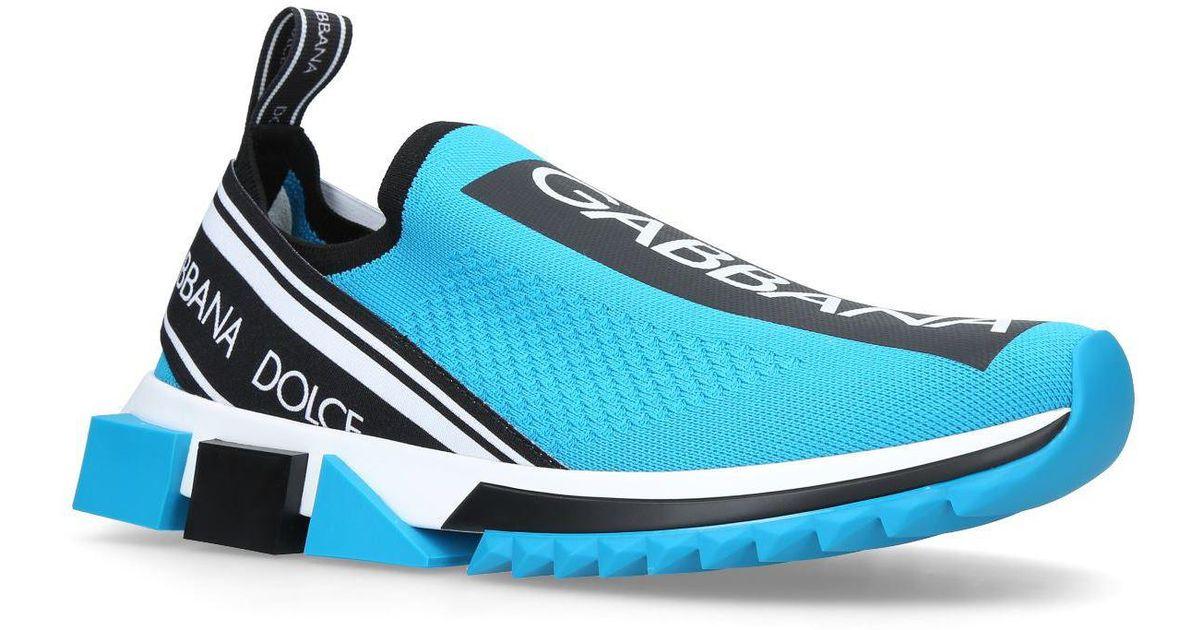 Dolce \u0026 Gabbana Sorento Sock Runner in