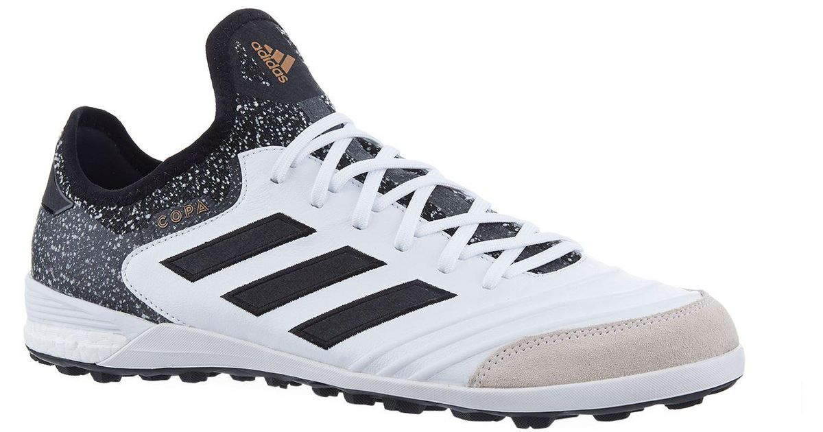 Adidas - White Copa Tango 18.1 Turf Boots for Men - Lyst 58a9b4a62