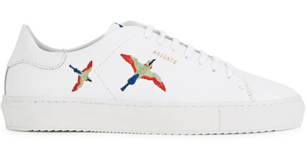Axel Arigato Clean 90 Embroidered