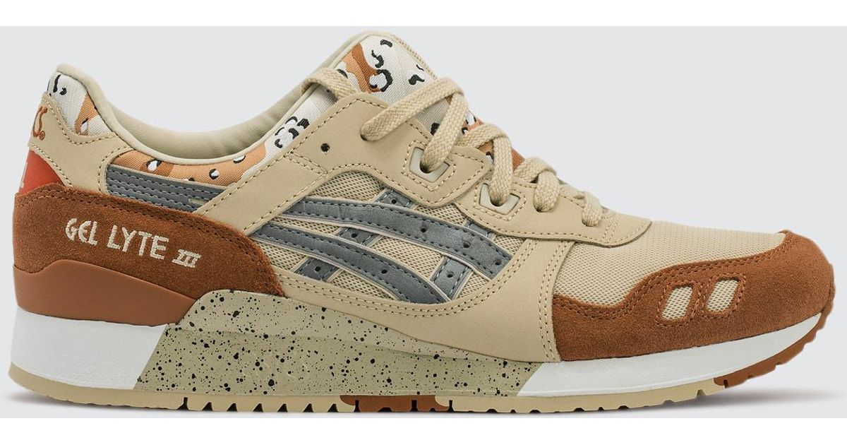 wide range low price sale website for discount Asics Brown Gel-lyte Iii