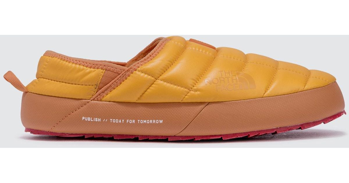816a0162c Publish Multicolor X The North Face Thermoball Traction Mule Ii