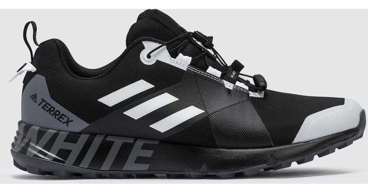 latest discount lowest price best price Adidas Originals Black White Mountaineering X Adidas Terrex Two Gtx for men