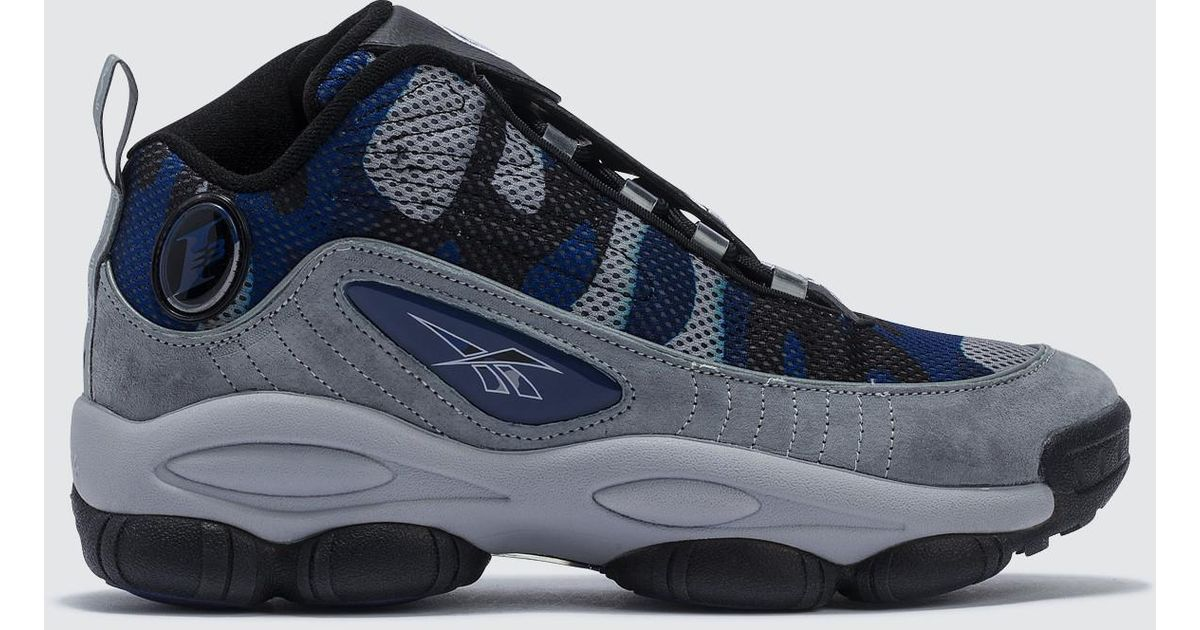 Reebok Iverson Legacy Cc in Blue for