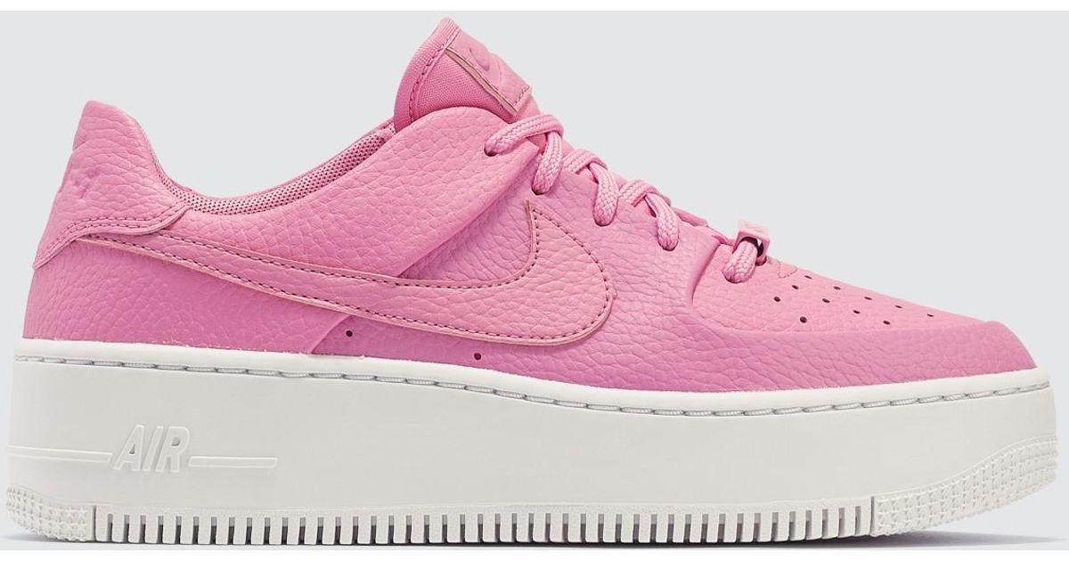 af1 sage low pink